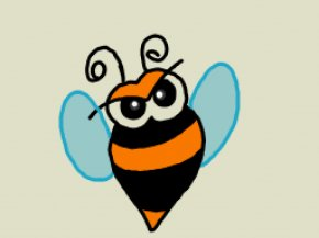 Cartoon Bumble Bee Pictures - Bumblebee Clip Art PNG