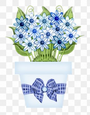 Wildflower Plant - Floral Design PNG