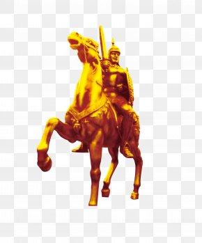 Knight Statue - Statue Sculpture PNG