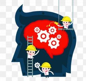 Brain Engineer - Alzheimers Disease Physical Exercise Brain Health Dementia PNG