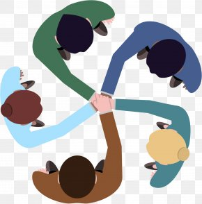 Vector Team Work - Teamwork Logo Download PNG