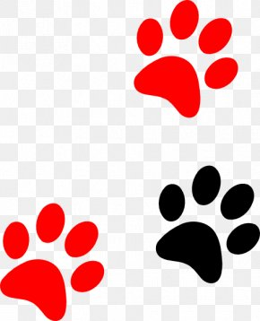 Red Panther Cliparts - Dog Cat Puppy Tiger Clip Art PNG