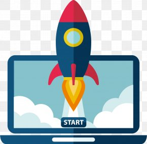 Dark Blue Flat Start Flag - Search Engine Optimization Web Design E-commerce Keyword Research Website PNG