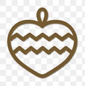 Symbol Locket - Christmas Tree Icon Decoration Icon Heart Icon PNG