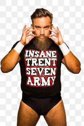 T-shirt - Trent Seven T-shirt British Strong Style Professional Wrestling Progress Wrestling PNG