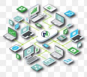 Computer - Data Center Computer Network Software As A Service PNG