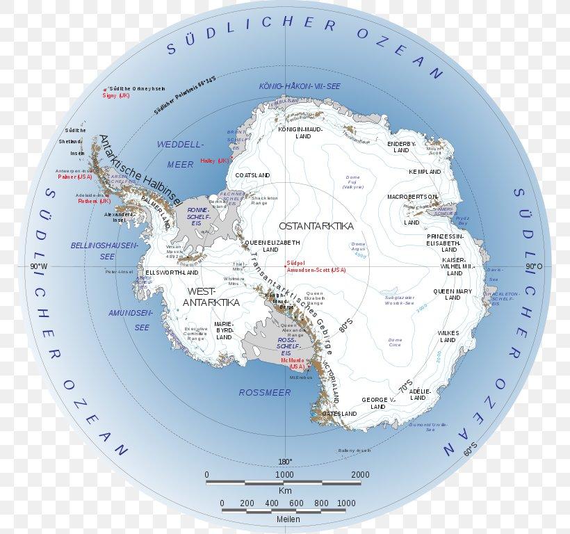 East Antarctica World Map Antarctic Circle, PNG, 769x768px ...