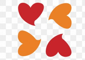 Heart Decoration - Love Heart Pattern PNG