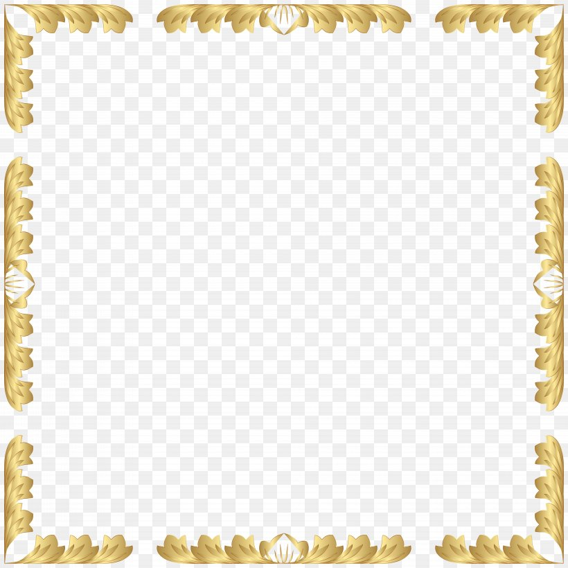 Borders And Frames Picture Frame Decorative Arts Clip Art, PNG, 8000x8000px, Borders And Frames, Area, Cup, Decorative Arts, Games Download Free