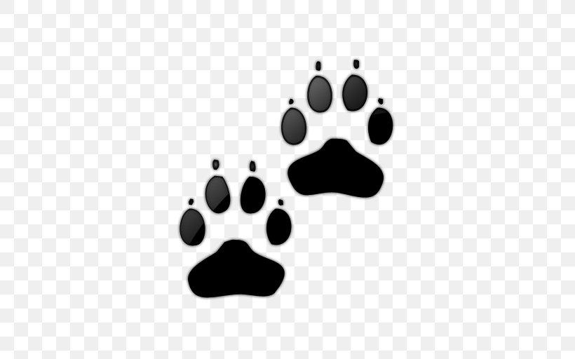 Dog Red Panda Giant Panda Bear Paw, PNG, 512x512px, Dog, Animal, Animal Track, Bear, Black Download Free