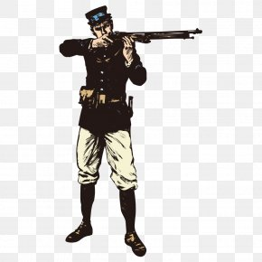Soldier - Soldier Royalty-free Clip Art PNG