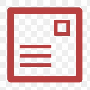 Paper Product Material Property - Letter Icon Mail Icon Post Icon PNG