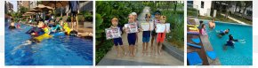 Kids Swimming Pool - Swimming Pool Swimming Lessons Child Leisure PNG