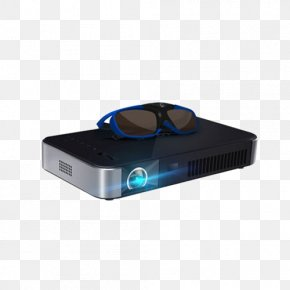 Projector - Video Projector Movie Projector High-definition Television Cinema PNG