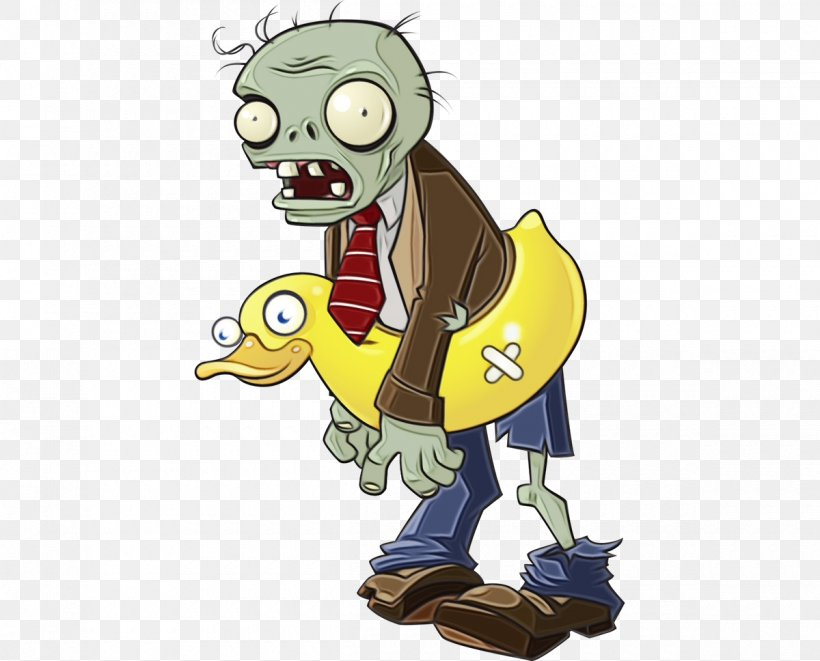 Zombie Cartoon, PNG, 1200x968px, Plants Vs Zombies Garden ...
