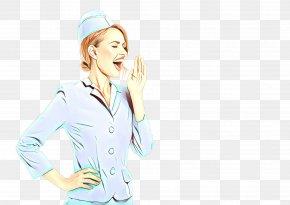 Smile Health Care - Health Care Provider Uniform Service Nurse Gesture PNG