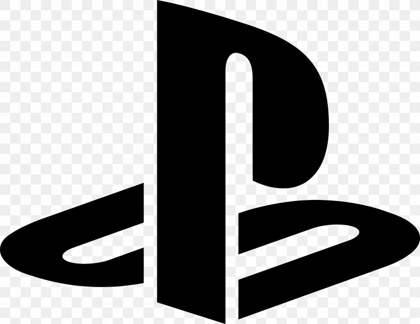 PlayStation 3 Logo, PNG, 3500x2701px, Playstation, Black And White, Brand, Logo, Monochrome Download Free