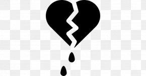 Broken Heart Clip Art Free Icons - Broken Heart Clip Art Desktop Wallpaper PNG