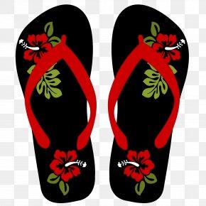 Shoe - Slipper T-shirt Flip-flops Shoe Sandal PNG