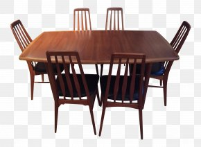 Table - Table Matbord Chair Furniture Dining Room PNG