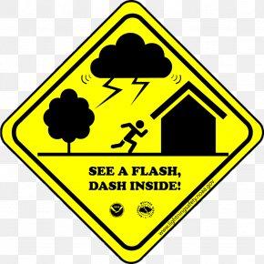 United States - United States Lightning Strike National Weather Service Safety PNG