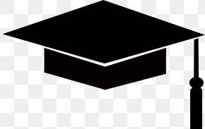 Capelo - Square Academic Cap Graduation Ceremony Diploma Hat PNG