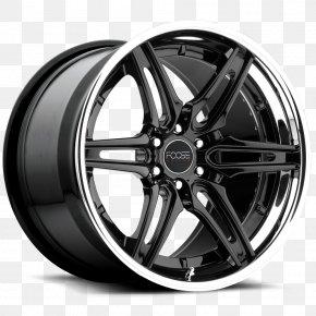 Steering Wheel Tires - Car Alloy Wheel Rim Tire PNG