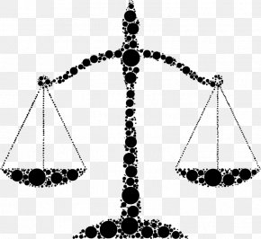 Justice Scale - Court Clip Art PNG