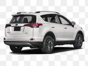 Toyota - 2017 Toyota RAV4 Hybrid 2018 Toyota RAV4 Hybrid XLE Sport Utility Vehicle 2018 Toyota RAV4 Hybrid Limited PNG