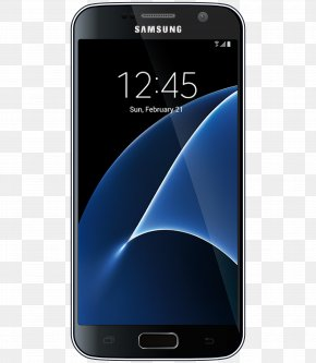 Android - Samsung GALAXY S7 Edge Android Telephone Sprint Corporation PNG