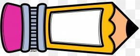 School Supply - Pre-school Classroom Label Clip Art PNG