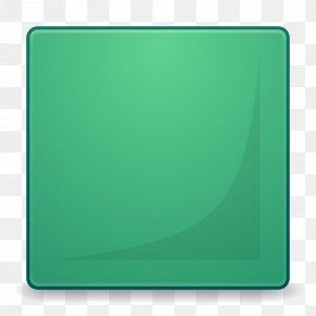 Mimes Image X Generic - Square Aqua Green PNG
