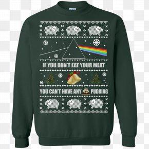 T-shirt - T-shirt Sleeve Christmas Jumper Hoodie Sweater PNG