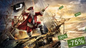 Pirate - Billy Bones Santa Claus Christmas Piracy Pirates Of The Caribbean PNG