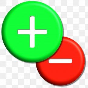 Plus And Minus - Plus And Minus Signs Plus-minus Sign Subtraction Addition Clip Art PNG