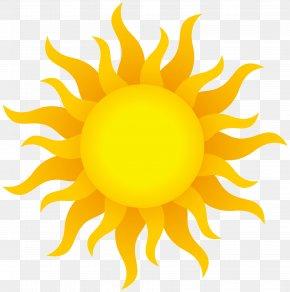 Sun Transparent Clip Art Image - Jacobs & Jacobs Clip Art PNG