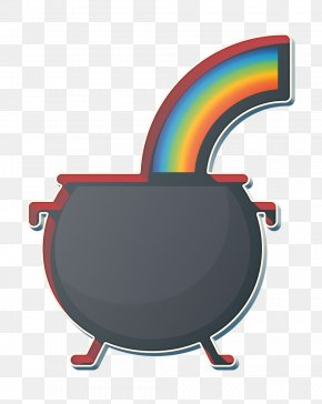 Chair Logo - St Patricks Day Rainbow PNG