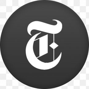 New York Times - Brand Logo Font PNG