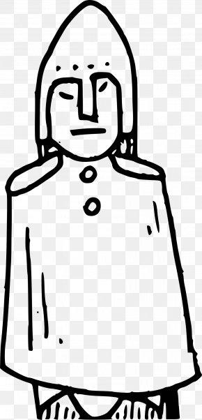 Human Behavior Line Art White Headgear Clip Art PNG