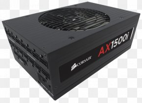 Ax - Power Supply Unit Corsair Components 80 Plus Power Converters ATX PNG