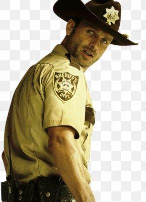 Season 3 Rick Grimes Shane Walsh The Walking DeadSeason 2Dead - The Walking Dead PNG