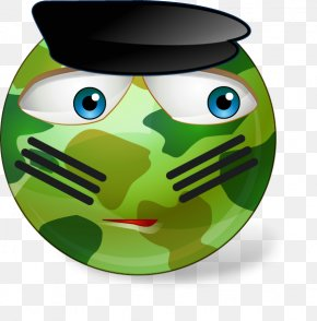 Vector Painted Face - Emoticon Smiley Internet Forum Icon PNG