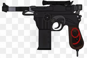Weapon - Trigger Call Of Duty: Black Ops II Wolfenstein: The New Order Mauser C96 Firearm PNG