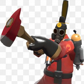 Team Fortress - Team Fortress 2 Crown Japan Robot Pyro Concept PNG