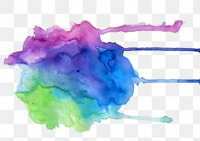 Watercolor House - Watercolor Painting Transparent Watercolor Drawing Brush PNG