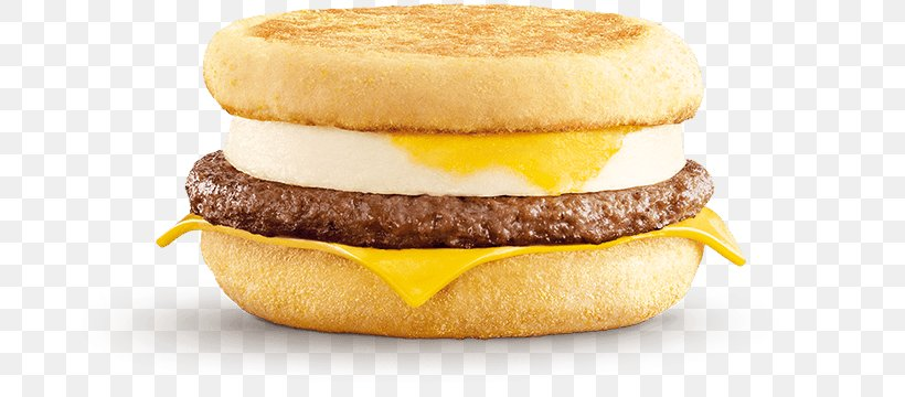 Breakfast Sausage Mcdonald S Sausage Mcmuffin Mcdonald S Egg Mcmuffin English Muffin Png 700x360px Breakfast Bacon Egg And