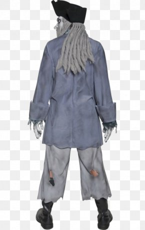 Costume Homme - Costume Pants Ghost Jacket Mask PNG