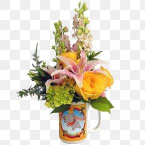 Floral Arrangement - Floral Design Jupiter Flower Bouquet Cut Flowers PNG