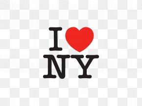 I Love You - New York City I Love New York Logo Graphic Designer PNG