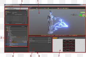 Collaborative Realtime Editor - Particle System Computer Software Information 3D Modeling PNG